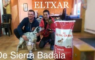 SETTERCLUB Eltxar de Sierra Badaia 2015