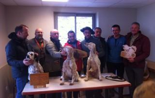ganadores field trial enirio irati
