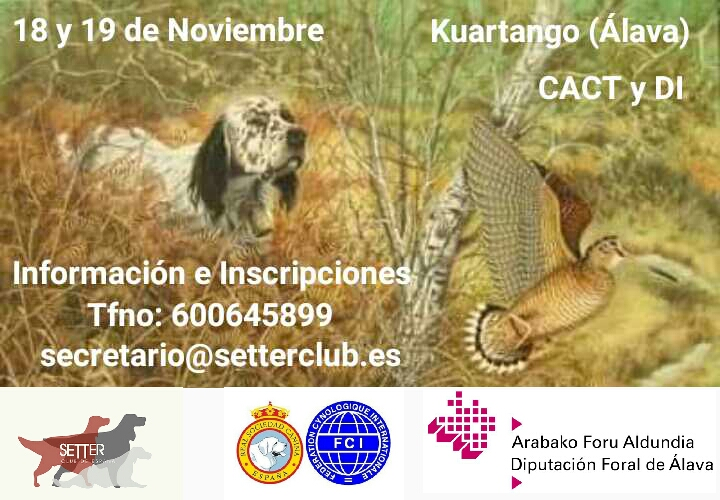 CP BECADAS – KUARTANGO (ÁLAVA)