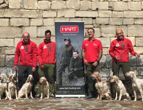 Selección Campeonato Europeo Setter de Montaña 2019