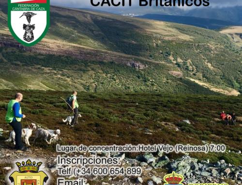 Caza Práctica en Montaña – Alto Campoo